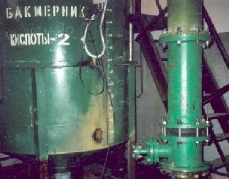 Ооо эжектор - струйные насосы-дозаторы (эжекторы) химреагентов