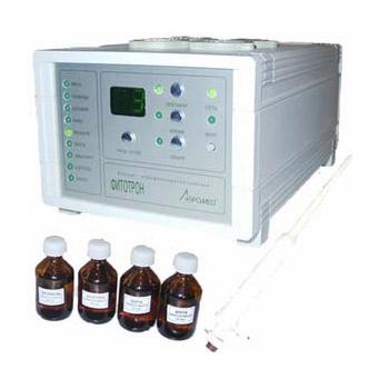 Аэрофитогенератор с комплектом эфирных масел и пипеткой-дозатором