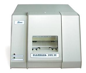 Система капиллярного электрофореза «капель®-105m»
