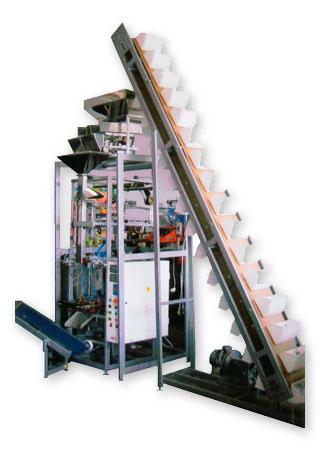 Упаковочное оборудование для сыпучих продуктов
