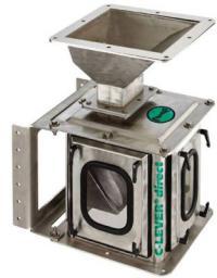 Расходомеры сыпучих материалов :: портал химической промышленности www.himsite.ru