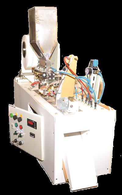 Автомат фасования сыпучих продуктов, разработанный на базе оборудования компании пневмоэлектросервис
