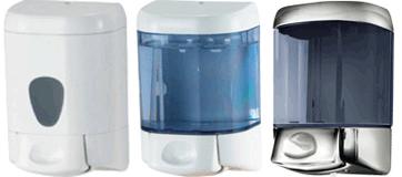 Дозаторы для жидкого мыла, купить дозатор жидкого мыла и пены - www.vremya.net.ua