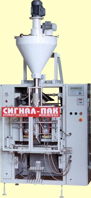 Объемный шнековый дозатор ш1