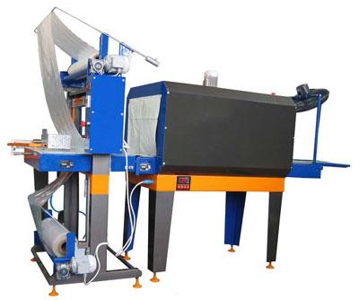 Автоматы для групповой упаковки в полиэтиленовую плёнку