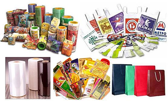 Фабрика упаковки - производство пакетов, пленки
