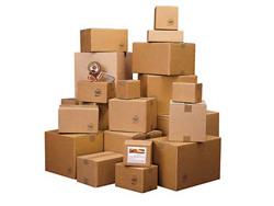 Упаковочная тара и упаковка из гофрокартона (картона), ящики из гофрированного картона