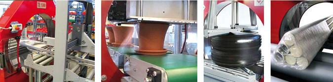 Упаковщики длинномеров - упаковка длинномерных изделий - упаковка профиля