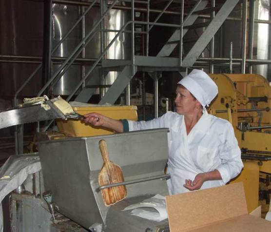 Новая упаковка продукции - город кирсанов