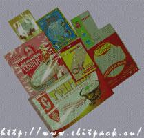Пакеты для упаковки