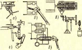 Подающие устройства стыковых сварочных машин-сварка: общие сведения о сварке