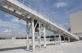 Зао кмзко - конвейерное оборудование: конвейер, транспортер, производство конвейеров