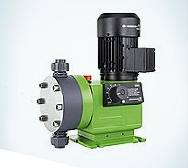 Геосинтез / о компании / оборудование / дозирующие насосы / механическое дозирование / dmx 226