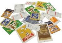 Asc - упаковочная машина. упаковка трудно сыпучих и вязких продуктов, порошков и пудр