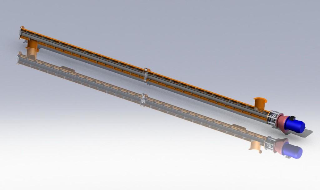 Шнековый питатель keyprod шп 01 - keyprod