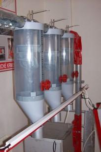 Agrico - объемные дозаторы корма