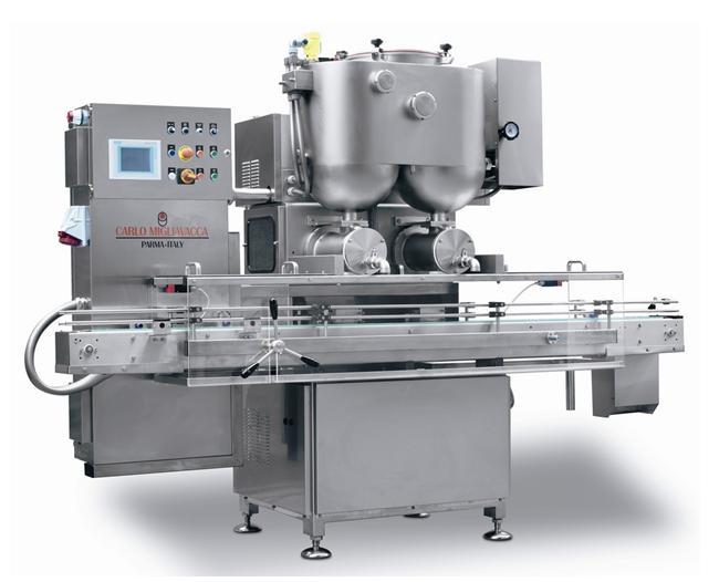 Автоматический дозатор для вязких продуктов и консервации от новаматик